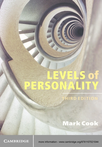 Levels of Personality ebook by Mark Cook