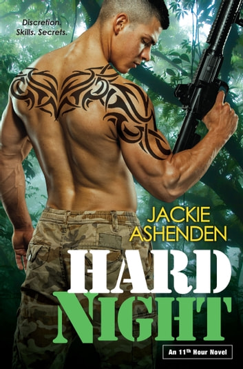 Hard Night ebook by Jackie Ashenden