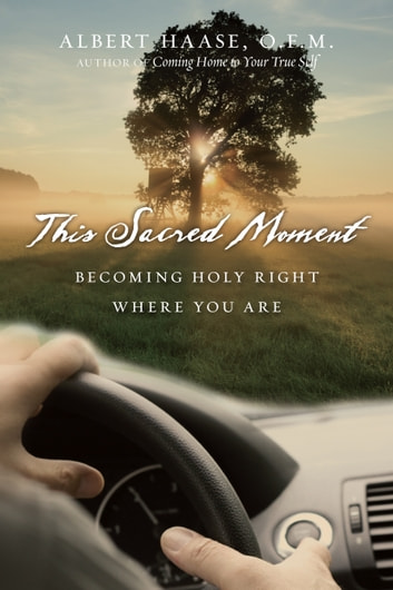This Sacred Moment - Becoming Holy Right Where You Are ebook by Albert Haase OFM