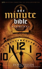 HCSB One Minute Bible for Students ebook by John  R., III Kohlenberger