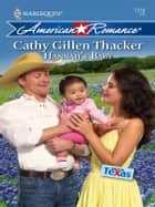 Hannah's Baby ebook by Cathy Gillen Thacker