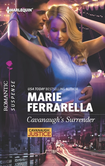 Cavanaugh's Surrender ebook by Marie Ferrarella