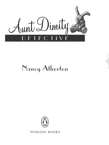 Aunt Dimity: Detective ebook by Nancy Atherton