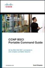CCNP BSCI Portable Command Guide ebook by Scott Empson