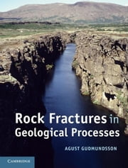 Rock Fractures in Geological Processes ebook by Gudmundsson, Agust