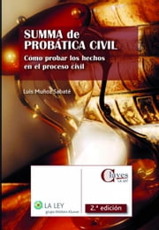 Summa de probática civil ebook by Lluis Muñoz Sabaté