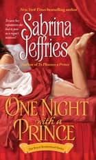 One Night with a Prince ebook by Sabrina Jeffries