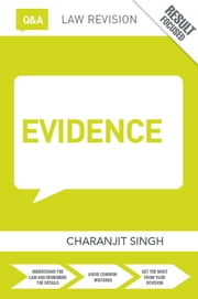 Q&A Evidence ebook by Charanjit Singh