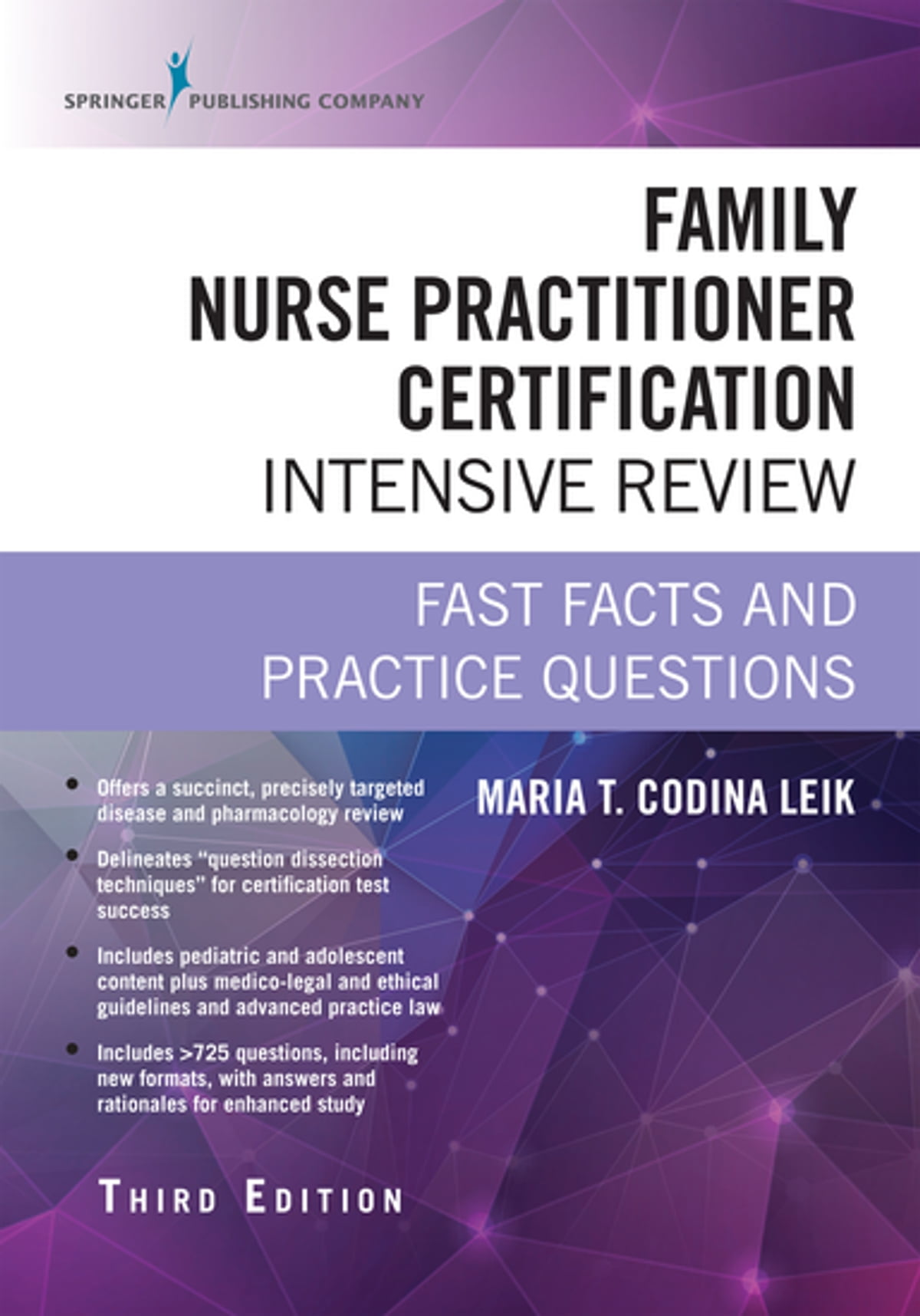 Family Nurse Practitioner Certification Intensive Review Third