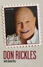 Rickles' Letters ebook by Don Rickles,David Ritz