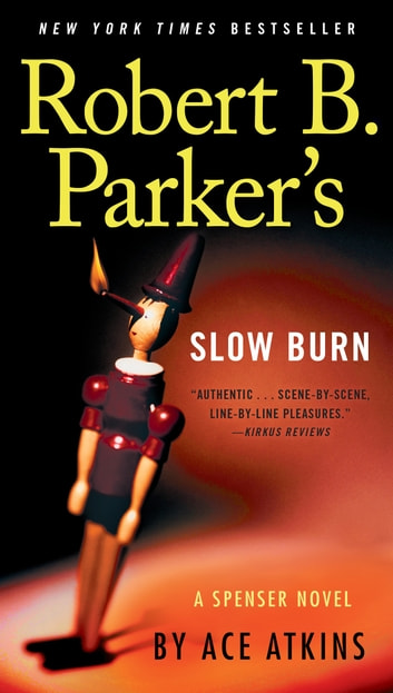 Robert B. Parker's Slow Burn ekitaplar by Ace Atkins