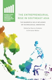 The Entrepreneurial Rise in Southeast Asia - The Quadruple Helix Influence on Technological Innovation ebook by Stavros Sindakis,Christian Walter