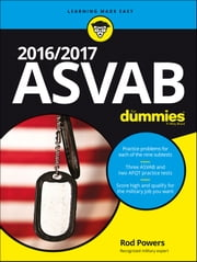 2016 / 2017 ASVAB For Dummies ebook by Rod Powers