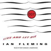 Live and Let Die audiobook by Ian Fleming