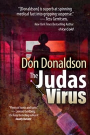 The Judas Virus ebook by Don Donaldson