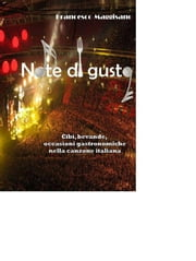 Note di gusto ebook by Kobo.Web.Store.Products.Fields.ContributorFieldViewModel