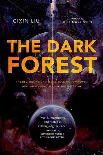 The Dark Forest ebook by Cixin Liu