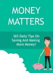Money Matters ebook by Anonymous