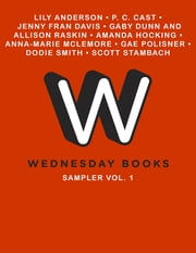 Wednesday Books Sampler ebook by Lily Anderson, P. C. Cast, Jenny Fran Davis,...