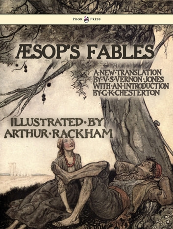 Aesop's Fables - Illustrated by Arthur Rackham ebook by Aesop