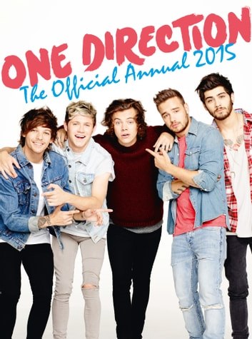 One Direction: The Official Annual 2015 ebook by One Direction