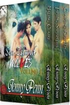 Sea Island Wolves, Volume 1 ebook by Jenny Penn