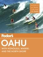 Fodor's Oahu ebook by Fodor's