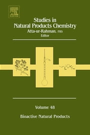 Studies in Natural Products Chemistry - Bioactive Natural Products (Part XI) ebook by Atta-ur-Rahman