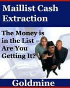 Maillist Cash Extraction ebook by Thrivelearning Institute Library