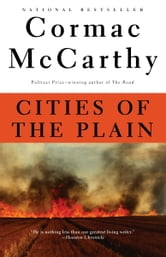 Cities of the Plain - Book 3 of Border Trilogy ebook by Cormac McCarthy