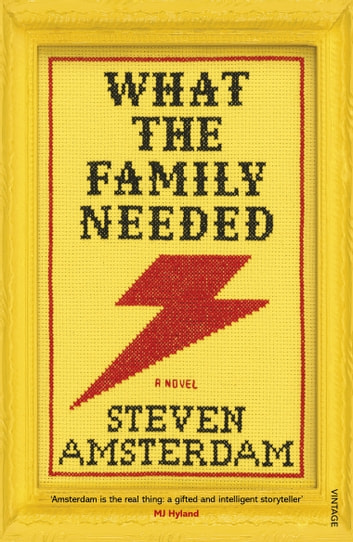 What the Family Needed ebook by Steven Amsterdam