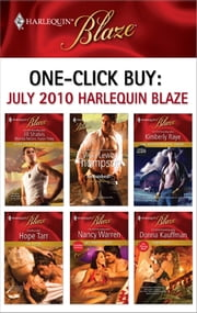 One-Click Buy: July 2010 Harlequin Blaze - Ambushed!\The Braddock Boys: Brent\The Tutor\My Fake Fiancee\Simon Says... ebook by Jill Shalvis,Rhonda Nelson,Karen Foley,Vicki Lewis Thompson,Kimberly Raye,Hope Tarr