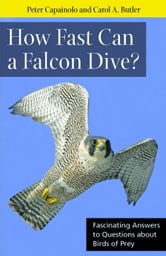 How Fast Can A Falcon Dive?: Fascinating Answers to Questions about Birds of Prey ebook by Capainolo, Peter