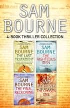 Sam Bourne 4-Book Thriller Collection ebook by Sam Bourne