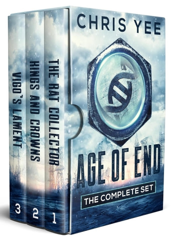 Age of End: The Complete Set - Age of End ebook by Chris Yee