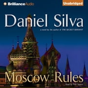 Moscow Rules audiobook by Daniel Silva