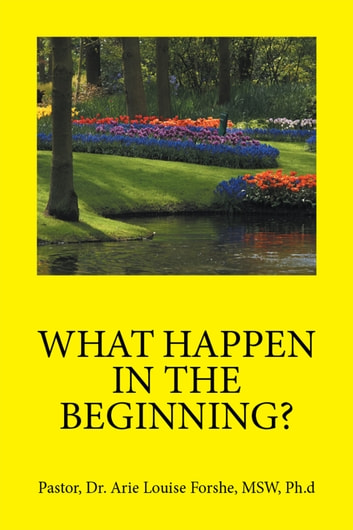 What Happen in the Beginning? ebook by Dr. Arie Louise Forshe, PhD