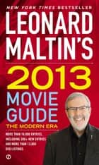 Leonard Maltin's 2013 Movie Guide ebook by Leonard Maltin