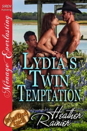 Lydia's Twin Temptation ebook by Heather Rainier