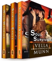 The Soul Survivors Series Boxed Set ebook by Vella Munn