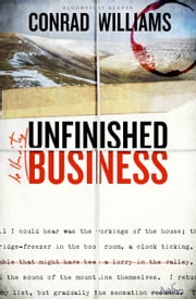 Unfinished Business ebook by Conrad Williams