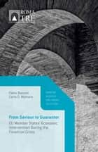 From Saviour to Guarantor ebook by Fabio Bassan,Carlo D. Mottura
