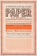 Paper ebook by Ian Sansom