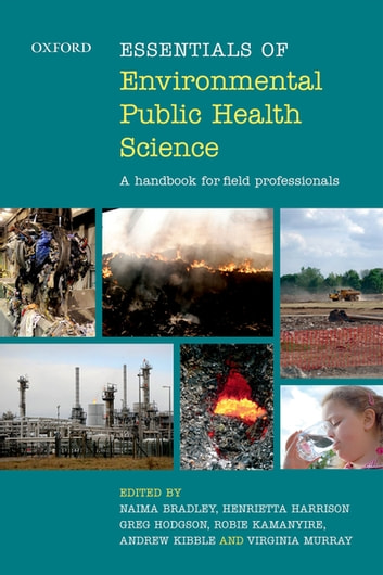 Essentials of Environmental Public Health Science - A Handbook for Field Professionals ebook by
