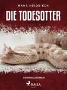 Die Todesotter ebook by Hans Heidsieck