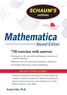 Schaum's Outline of Mathematica, 2ed 電子書 by Eugene Don