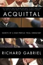 Acquittal ebook by Richard Gabriel
