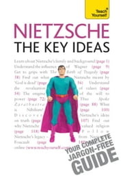 Nietzsche - The Key Ideas: Teach Yourself ebook by Roy Jackson