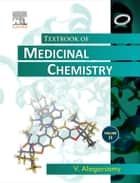 Textbook of Medicinal Chemistry Vol II - E-Book ebook by V Alagarsamy