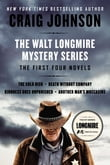 The Walt Longmire Mystery Series Boxed Set Volume 1-4